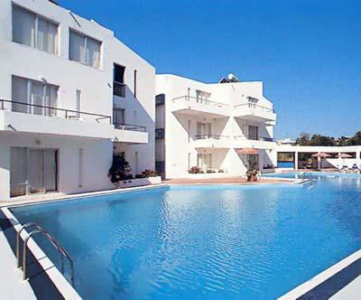 Eden Rock Hotel In Koskinou Kalithea Area Rhodes Rodos