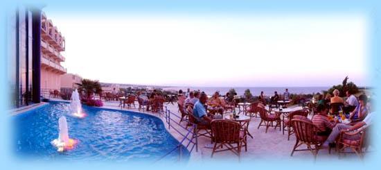 Kresten Palace Hotel In Kalithea Rhodes Rodos Rodi